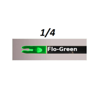 1/4'' - Fluo Green