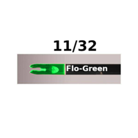 11/32'' - Fluo Green