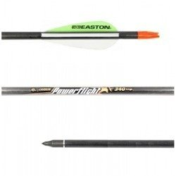 Arrow Easton PowerFlight Green