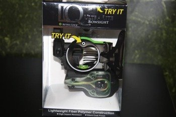 IQ Feld Logic Ultra Lite Sight 5 pin LH