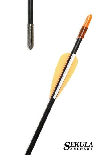 "Arrow fiberglass SEKULA ARCHERY  30"" typ 1"
