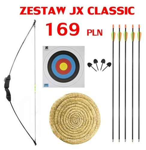 Youth bow JX Classic SET