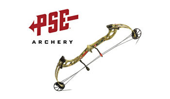 PSE Vision LH 70# Break-Up Infinity Compoundbow