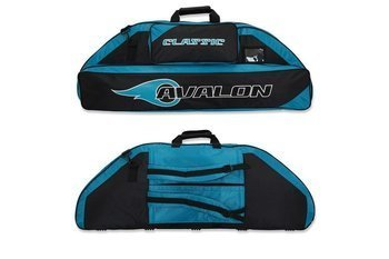 Torba na łuk Avalon 106 cm Black/Blue
