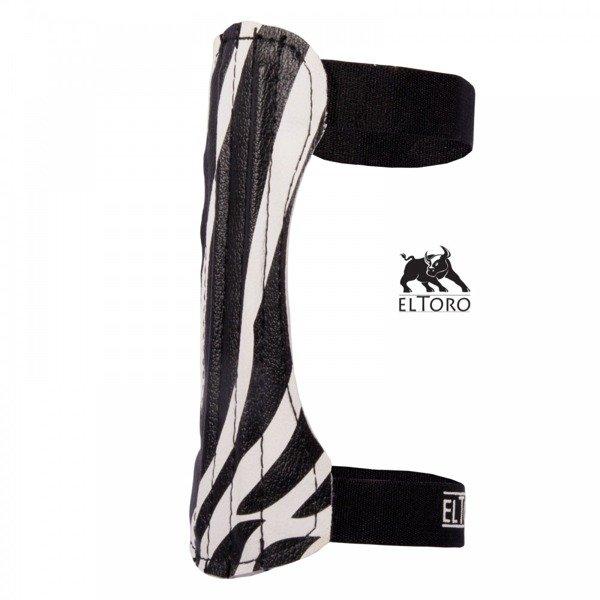 elTORO Schießhandschuh Zebra