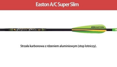 Easton A/C Super Slim Schaft