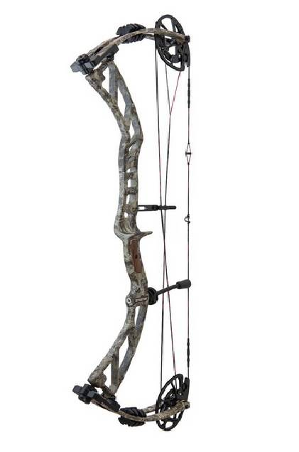 "Łuk bloczkowy Velocity RETRIBUTION 55-70LBS 27""-30"" RH KRYPTEK CAMO"